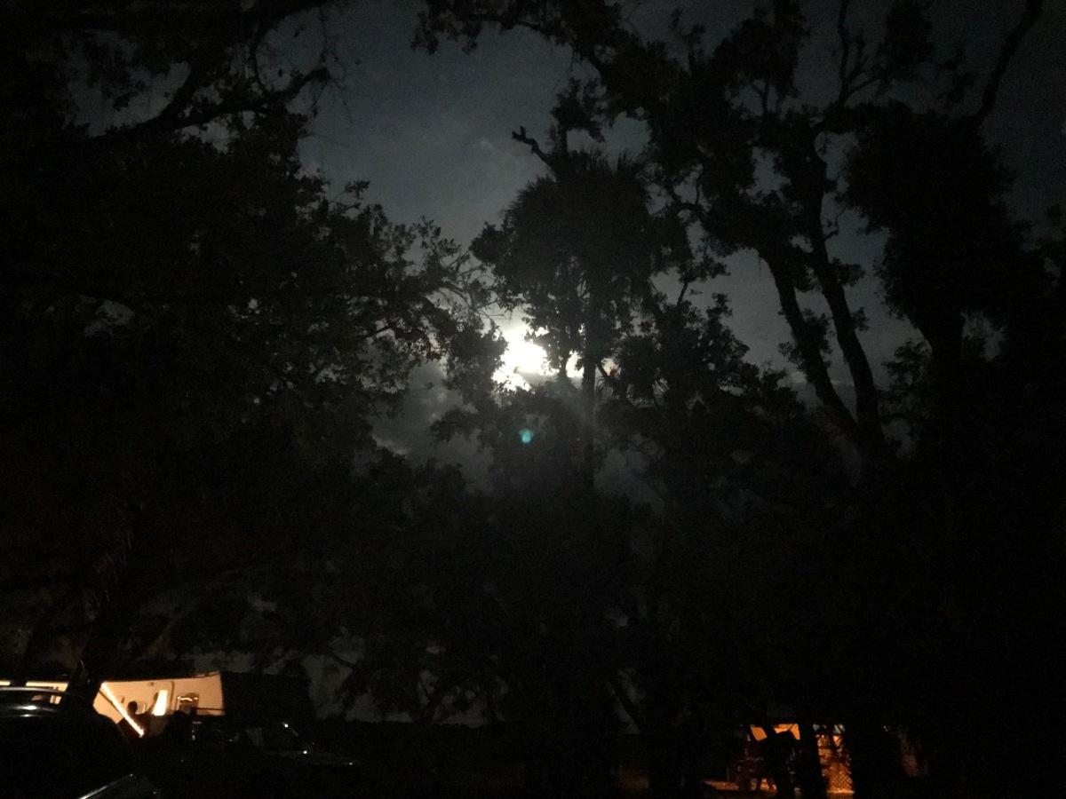 Going Dark at Kissimmee PrairiePreserve