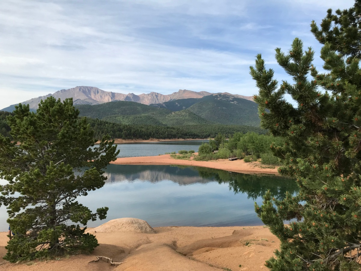Pikes Peak, America's Mountain