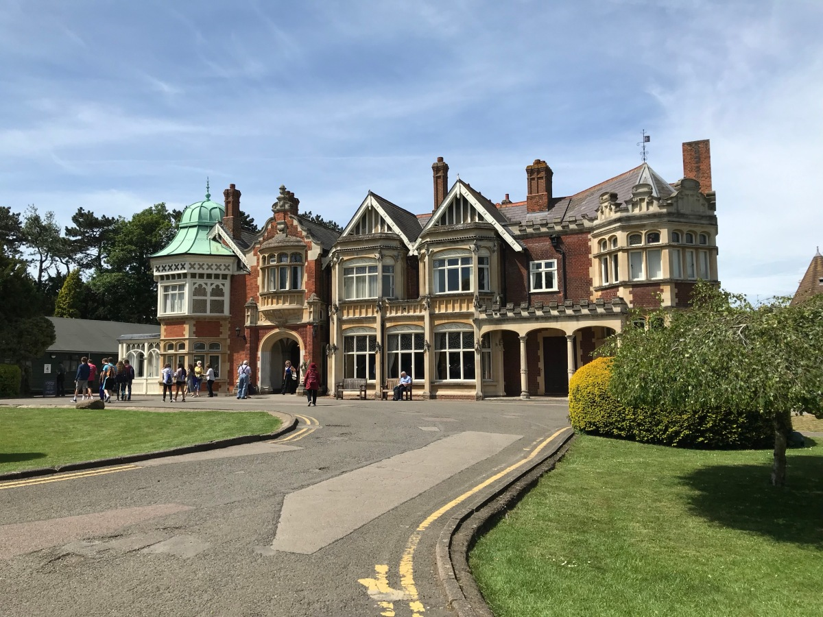 Bletchley Park : Britain's Best Kept Secret